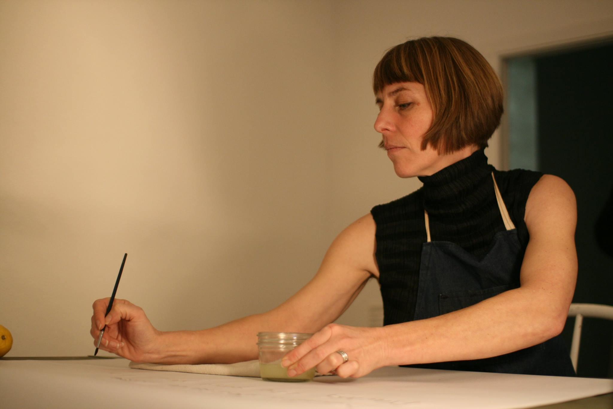 Writing (photo credit Natasha Marin)